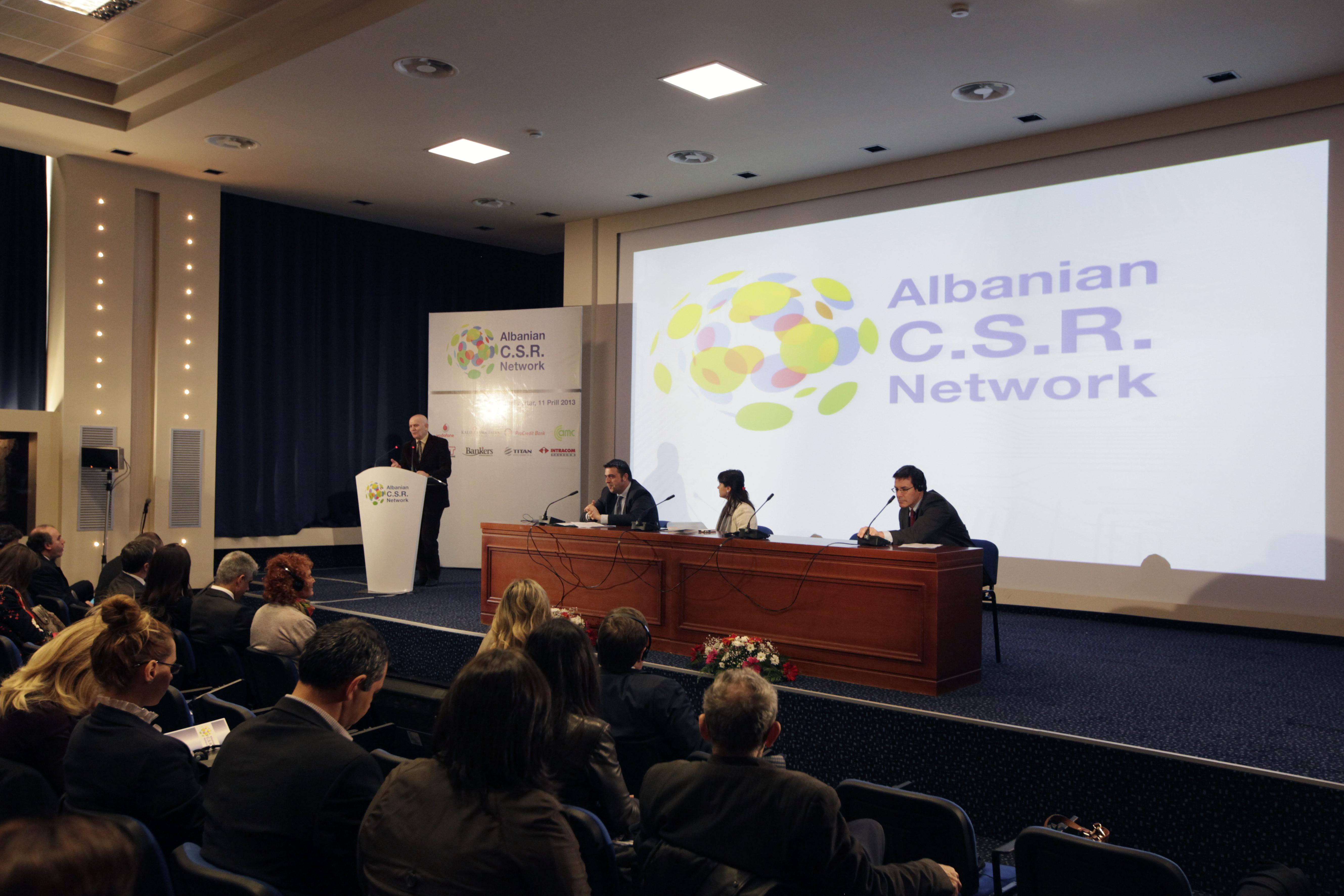 CSR Albania